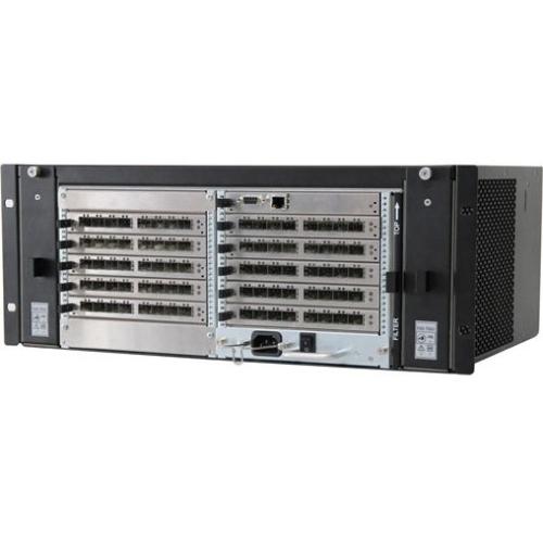 Black Box DKM FX HD Video and Peripheral Matrix Switch, 80-Port ACX080