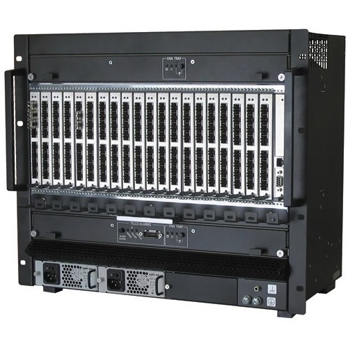 Black Box DKM FX HD Video and Peripheral Matrix Switch, 160-Port ACX160
