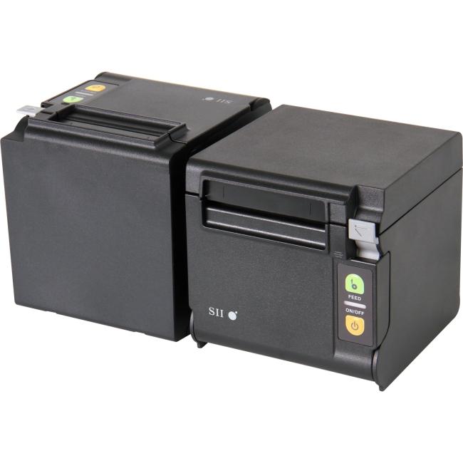 SII Qaliber Lite Model RP-D Receipt Printer RP-D10-K27J1-E0C3 RP-D10-K27J1-E