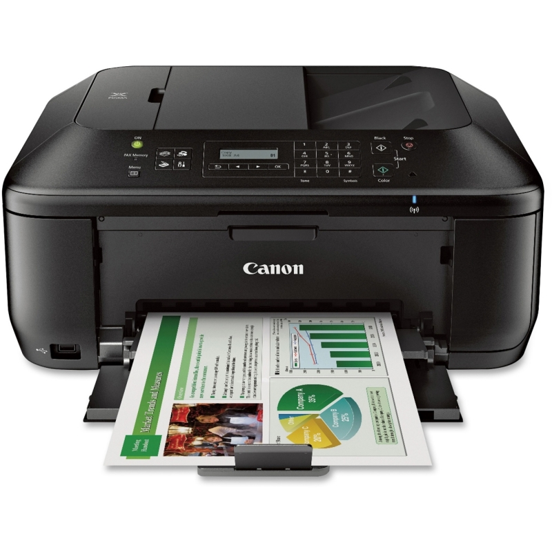 Canon Pixma Wireless Office All-In-1 Printer 8750B002 CNMMX532 MX532