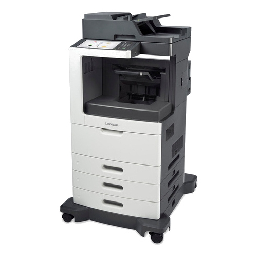 Lexmark Laser Multifunction Printer Government Compliant 24TT113 MX810DTPE