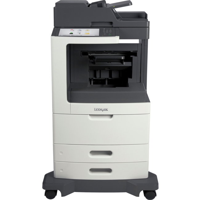 Lexmark Multifunction Laser Printer Government Compliant 24TT121 MX811DPE
