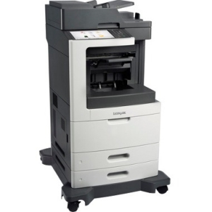 Lexmark Laser Multifunction Printer Government Compliant 24TT133 MX812DPE