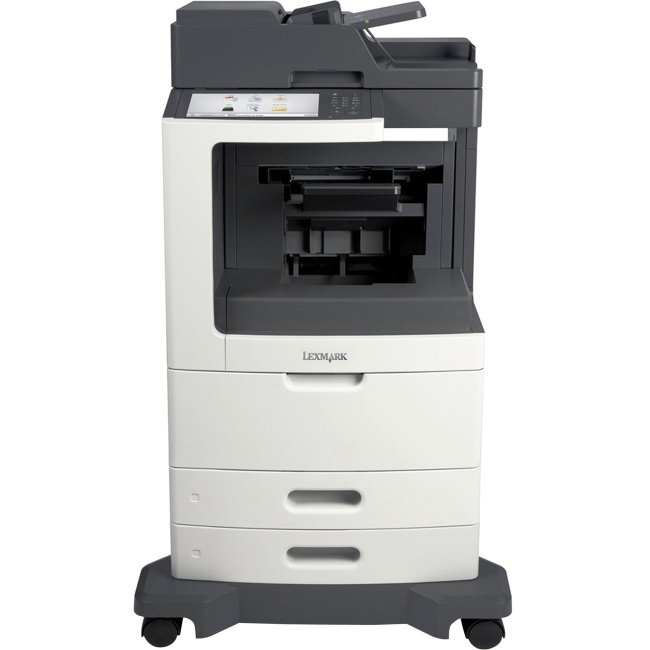 Lexmark Multifunction Laser Printer Government Compliant 24TT209 MX810DPE