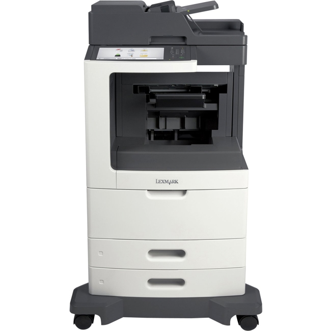 Lexmark Multifunction Laser Printer Government Compliant 24TT309 MX810DPE