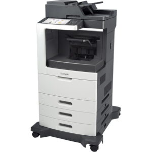 Lexmark Laser Multifunction Printer Government Compliant 24TT325 MX811DTPE