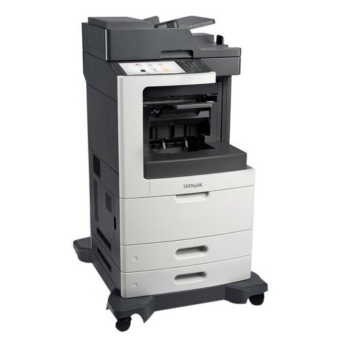 Lexmark Laser Multifunction Printer Government Compliant 24TT333 MX812DPE