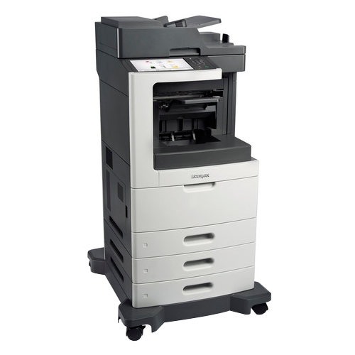 Lexmark Laser Multifunction Printer Government Compliant 24TT368 MX811DTPE