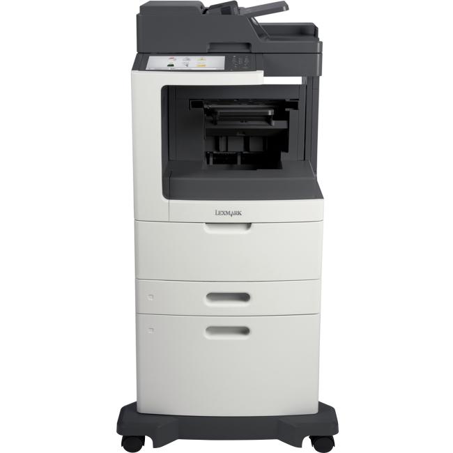 Lexmark Laser Multifunction Printer Government Compliant 24TT372 MX811DXPE
