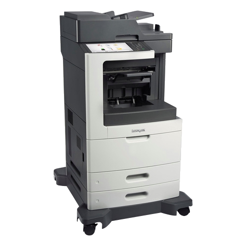 Lexmark Laser Multifunction Printer Government Compliant 24TT376 MX812DPE