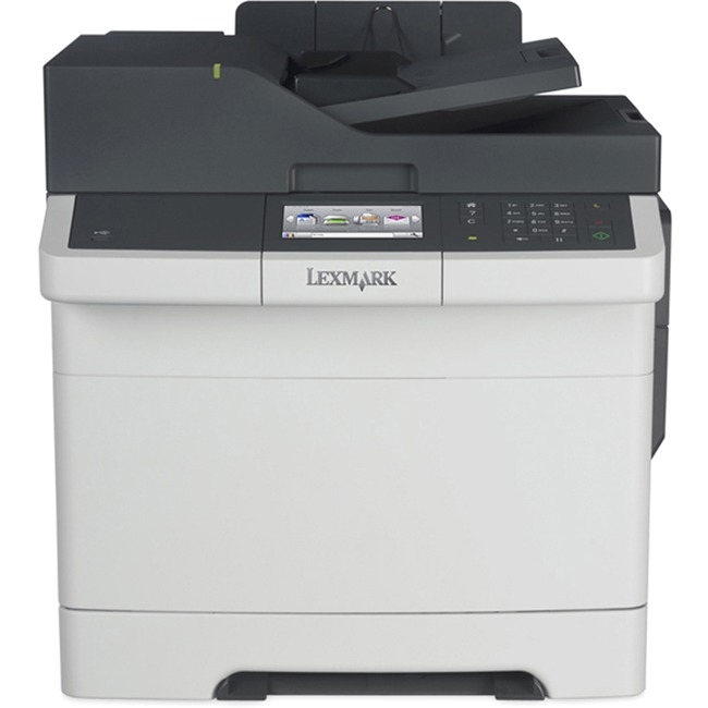 Lexmark Color Laser Multifunction Printer 28D0003 CX410DE