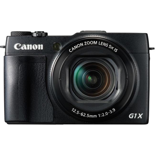 Canon PowerShot Compact Camera 9167B001 G1 X Mark II