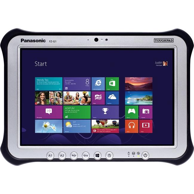 Panasonic Toughpad Tablet PC FZ-G1AABLKM7