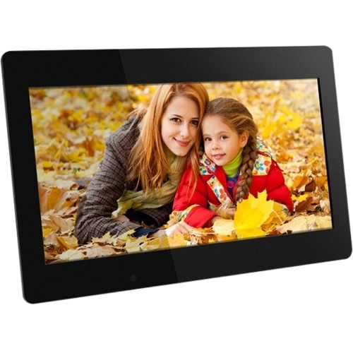 Aluratek 18.5 inch Digital Photo Frame with 4GB Built-in Memory ADMPF118F