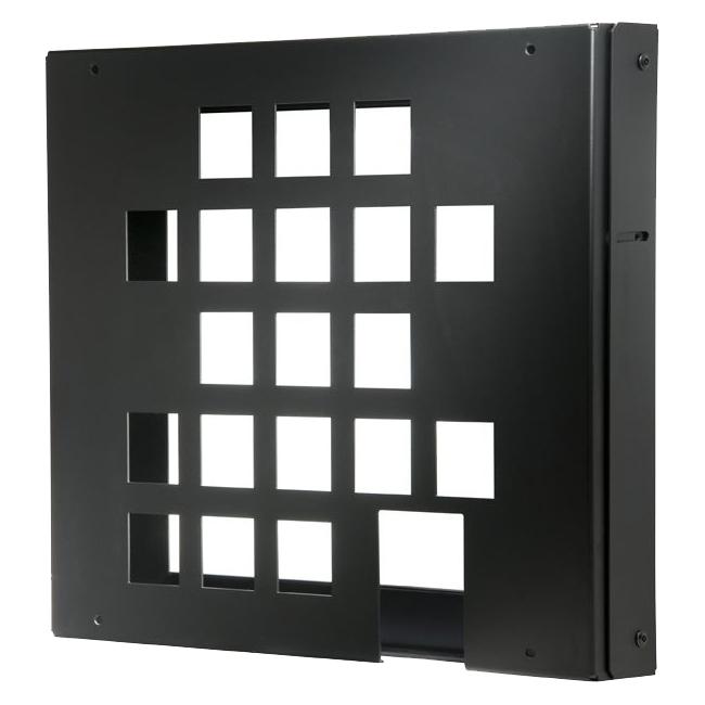 "Peerless-AV Enclosed Tilt Wall Mount For 37"" to 55"" flat panel TVs with VESA 400 x 400 mm m"