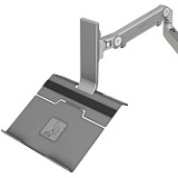 Humanscale Notebook Holder, Silver M2NHS