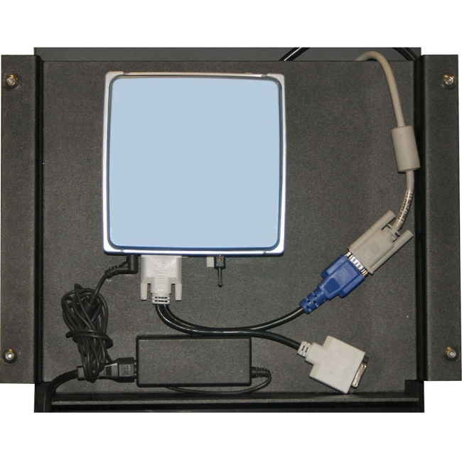 JELCO RotoLift Mounting Plate for Dell USFF Computer, Mac Mini, or Media Player EL-22