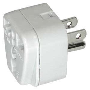 Travel Smart Cheater Plug NWG3C