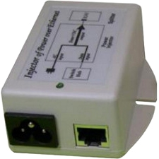 Tycon Power POE Injector TP-POE-48G