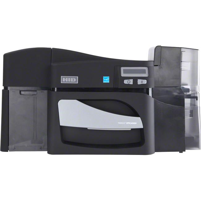 Fargo ID Card Printer / Encoder Single Sided 055200 DTC4500E