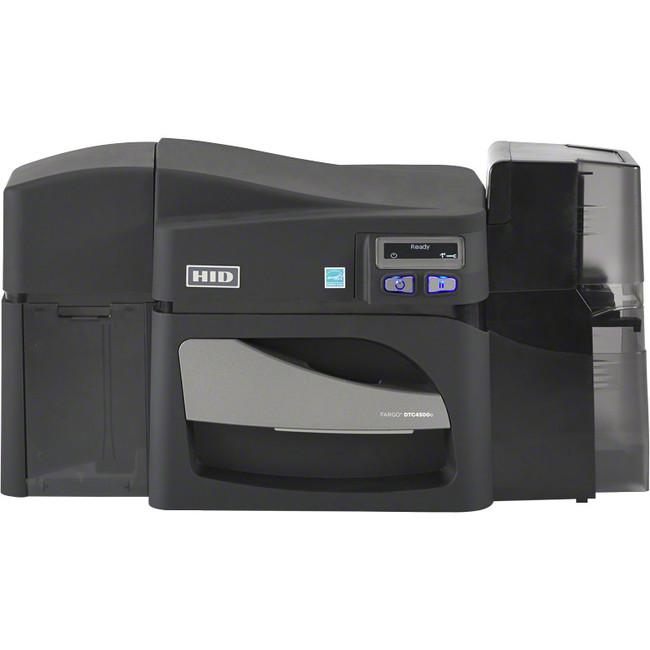 Fargo ID Card Printer / Encoder Single Sided 055030 DTC4500E