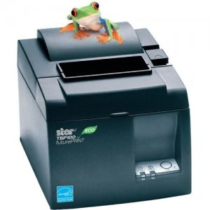 Star Micronics Receipt Printer 39464011 TSP143IIU ECO