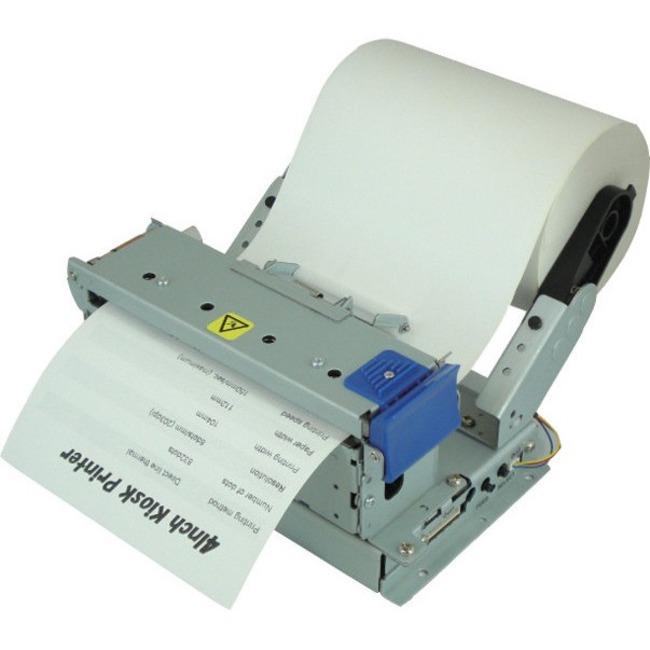 Star Micronics 4 Inch Kiosk Printer, Horizontal Orientation 37963700 SK1-41ASF4-LQ