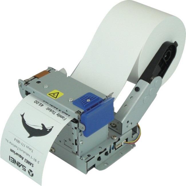 Star Micronics 2 Inch Kiosk Printer, Horizontal Orientation 37964630 SK1-22SF2-LQP