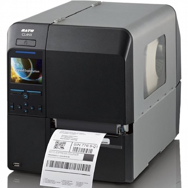 Sato Industrial Thermal Printer WWCL00161 CL408NX