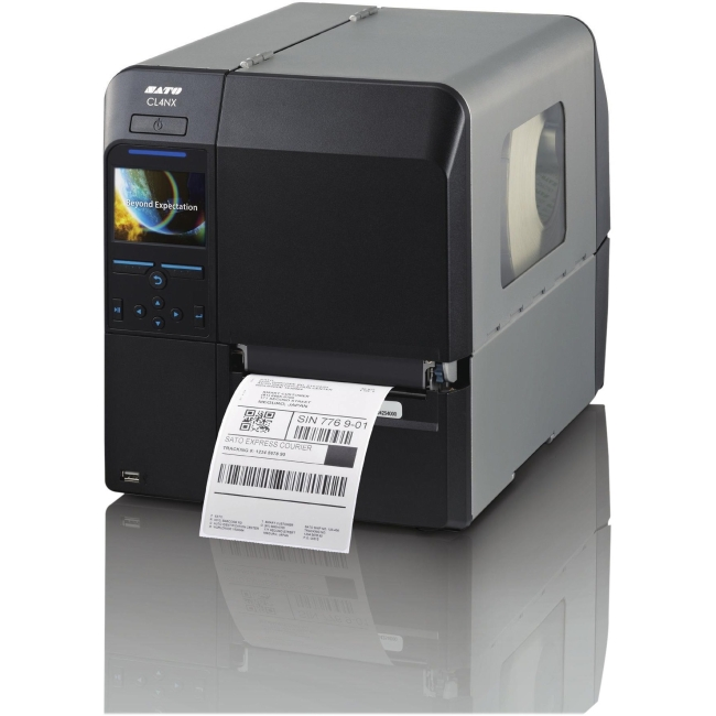 Sato Industrial Thermal Printer WWCL20081 CL412NX