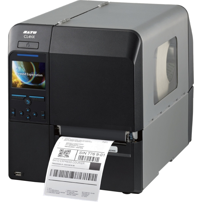 Sato Industrial Thermal Printer WWCL20281R CL412NX