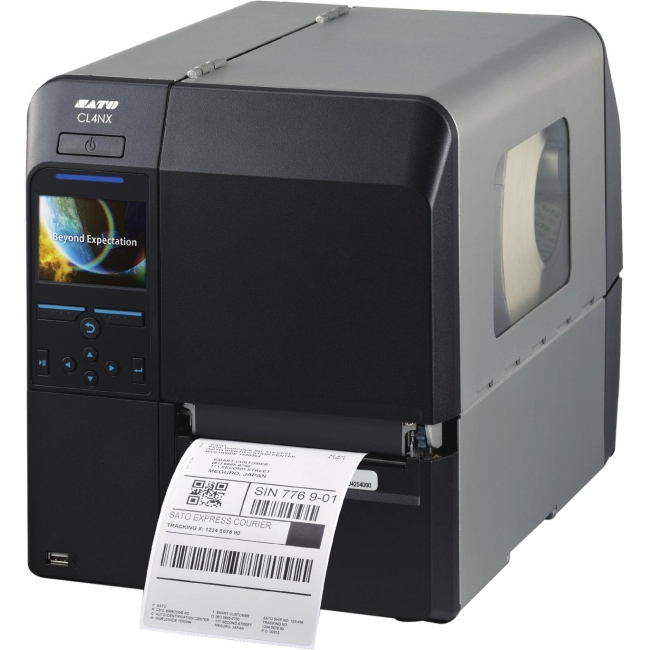Sato Industrial Thermal Printer WWCL00061R CL408NX