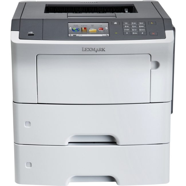 Lexmark Laser Printer Government Compliant CAC Enabled 35ST555 MS610DTE