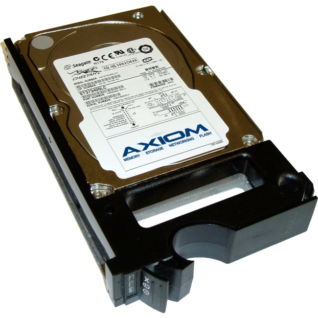Axiom 2TB 6Gbps 7.2K LFF Hard Drive Kit AXD-PE200072SD6