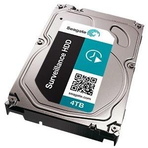 Seagate Surveillance HDD 4TB Hard Drive ST4000VX000