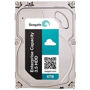 Seagate Hard Drive ST6000NM0054