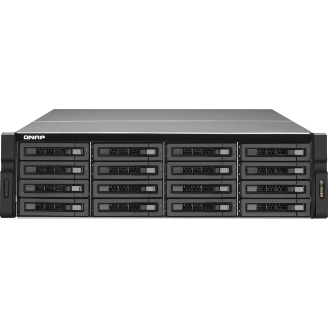 QNAP 16-bay SAS/SATA-enabled Unified Storage TS-EC1679U-SAS-RP-US TS-EC1679U-SAS-RP