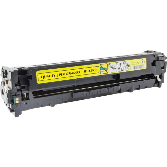 V7 Yellow Toner Cartridge, Yellow For HP Color LaserJet Pro CM1415, CP1525NW (HP V71415Y