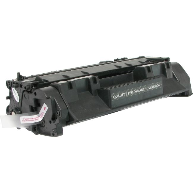 V7 Black Toner Cartridge For HP LaserJet Pro 400 M401, M401DN, M401DW; LaserJet V780A