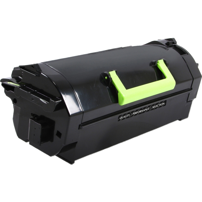 V7 Black Toner Cartridge (High Yield) For Lexmark MS710DN, MS710N, MS711DN, MS81 V7MS710