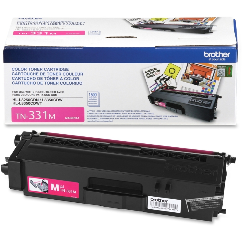 Brother Toner Cartridge TN331M BRTTN331M