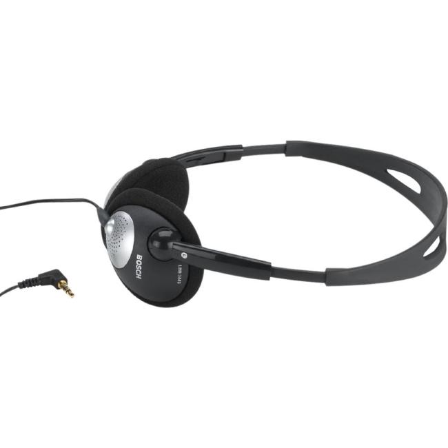 Bosch Lightweight Headphones LBB3443/00 LBB 3443