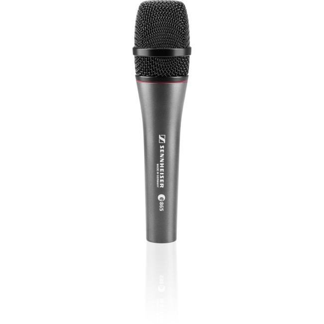 Sennheiser Condenser Vocal Microphone 004846 e 865