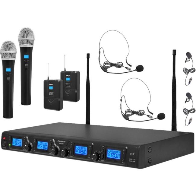 PylePro Premier Wireless Microphone System PDWM4350U