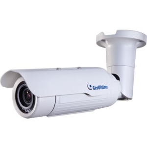 GeoVision 2MP H.264 Super Low Lux WDR IR Bullet IP Camera GV-BL2500