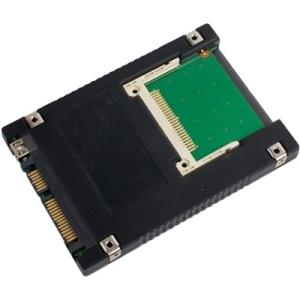 "SYBA Multimedia 2.5"" SATA/USB to Single Compact Flash Drive SD-ADA50024"