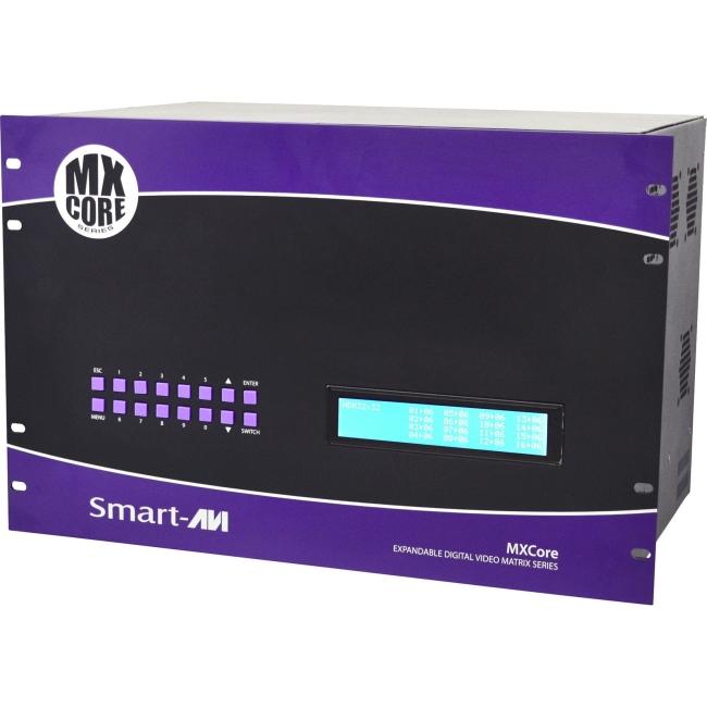 SmartAVI MXCORE Expandable HDMI 32X16 Matrix Switcher MXC-HD32X16S