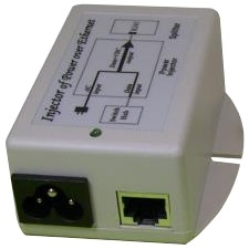 Tycon Power Poewr over Ethernet Injector TP-POE-24IR-CI