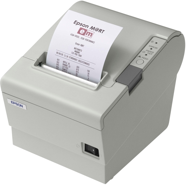 Epson Receipt Printer C31CC74741 TM-T88V-DT