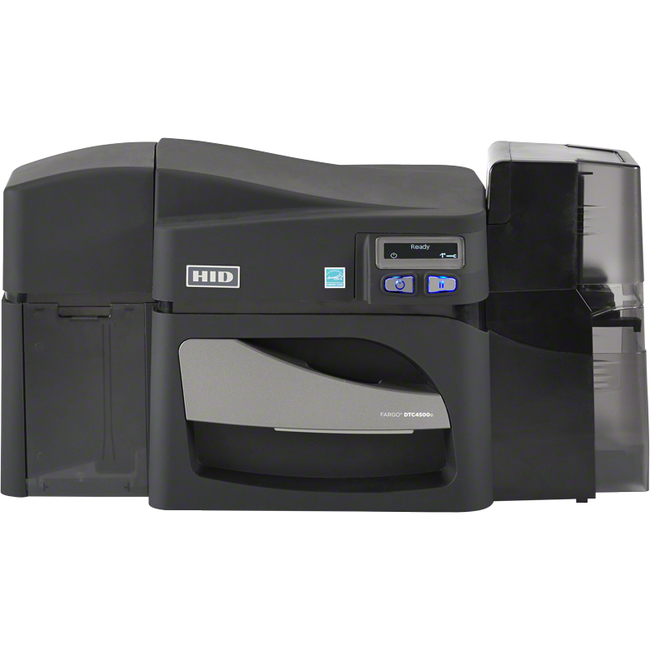 Fargo ID Card Printer / Encoder Dual Sided 055320 DTC4500E